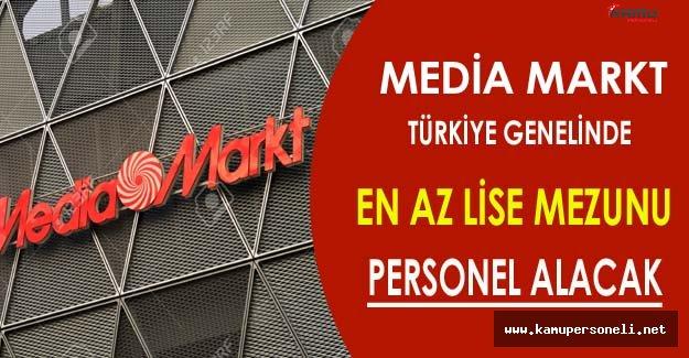 Media Markt En Az Lise Mezunu Personel Alacak
