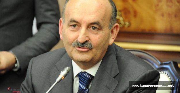 Mehmet Müezzinoğlu 26 Bin Personel Alımı Yapılacağını Müjdeledi