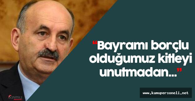 """Mehmet Müezzinoğlu: """"Son 4-5 yıldır iftar programları yetmiyor"""""""