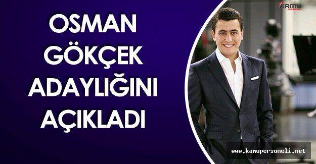 Melih Gökçek'in Oğlu Osman Gökçek ATO Başkanlığına Aday