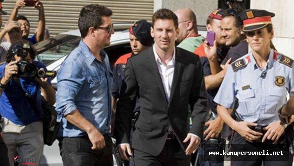 Messi'ye 21 Ay Hapis Cezası Verildi ( Messi Hapse Girecek Mi? )
