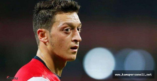 Mesut Özil Arsenal'den Ayrılıyor Mu? Özil Arsenal İle Görüşme Talebini Reddetti
