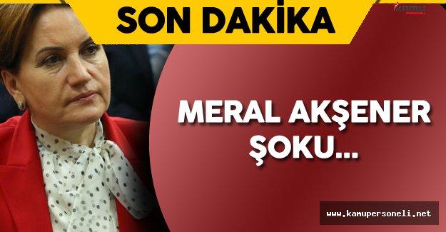 MHP'de Meral Akşener'i Destekleyen Teşkilatlara ŞOK!