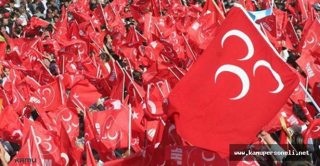 MHP'de Olağanüstü Kongre Tartışmalarına Bir Yenisi Daha Eklendi