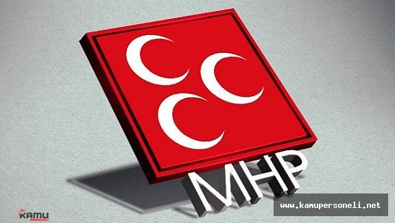 MHP'de Olağanüstü Kurultay Tartışmaları Devam Ediyor