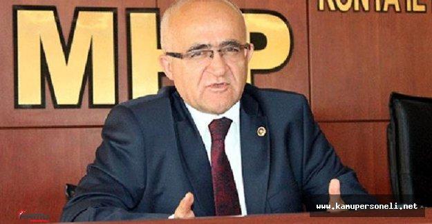 MHP'de Yeni Genel Başkan Adayı: Mustafa Sait Gönen