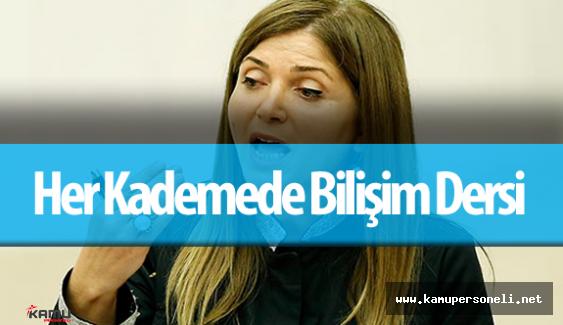 """MHP Genel Başkan Yardımcısı Milli Eğitim Bakanına Sordu """"Eğitimde Bilişim Dersleri ..."""""""