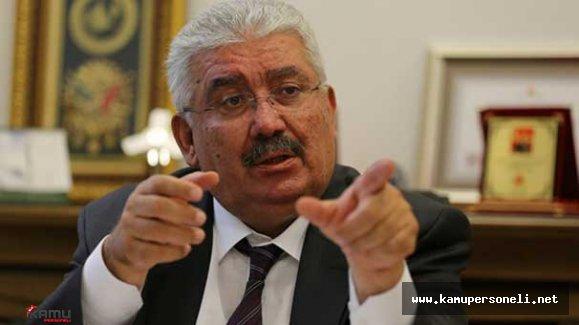 MHP Genel Başkan Yardımcısı Semih Yalçın Önemli Açıklamalarda Bulundu