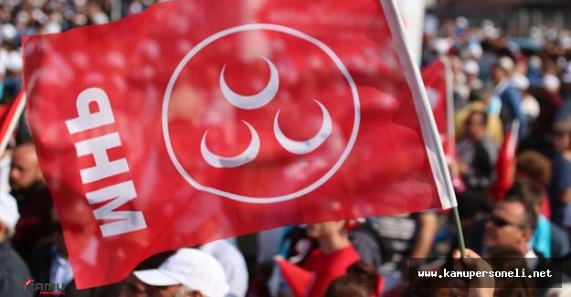 MHP'li Muhalifler Yeniden İmza Toplanması İçin Bir Araya Geldi