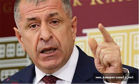 MHP Milletvekili Ümit Özdağ,  Büyük Kurultayla İlgili Önemli Açıklamalarda Bulundu