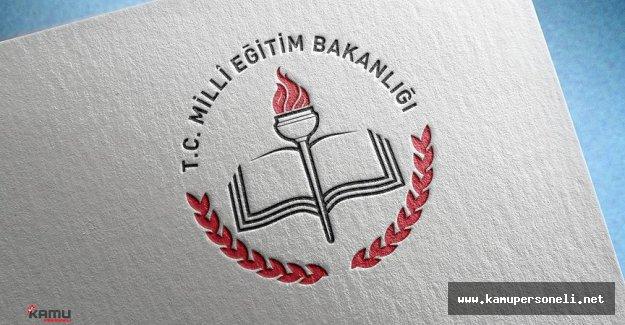 Milli Eğitim Bakanı Ülke Geneli Milli Eğitim Müdürleri İle Bir Araya Geldi