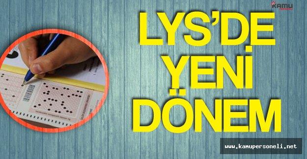 Milyonlarca Öğrenciyi İlgilendiren Karar! 'LYS'de Değişiklik'