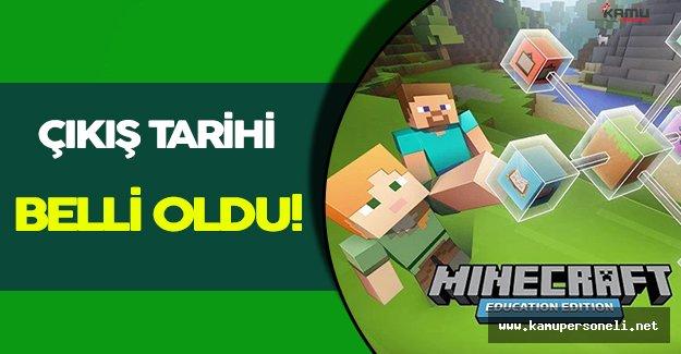 Minecraft' ın Eğitim Versiyonu Kasım Ayında Sunulacak!