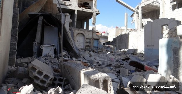 Mısır'dan Suriye'ye Gıda Yardımı