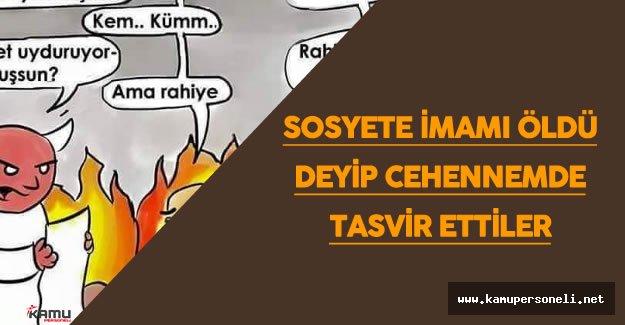 Misvak'ın Yaşar Nuri Öztürk Karikatürü Büyük Tepki Çekti