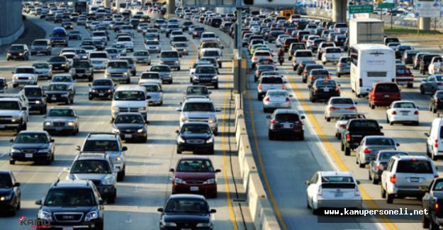 Mayıs Ayına İlişkin Motorlu Kara Taşıtları İstatistikleri