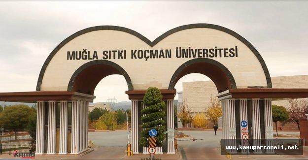 Muğla Sıtkı Koçman Üniversitesi Tarımsal Uygulama Yönetmeliği Yayımlandı
