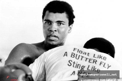 Muhammed Ali'nin Son Yolculuğunu Uğurlanıyor