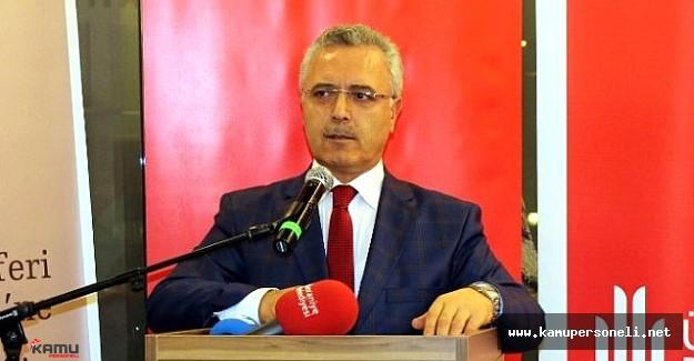Mustafa Ataş, Açıklamalarda Bulundu