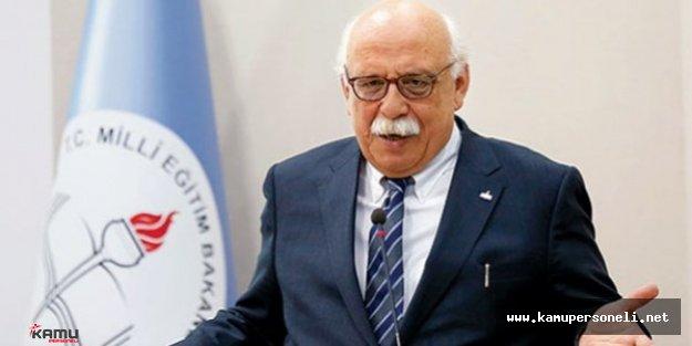 """Nabi Avcı: """" Kurban Bayramı Tatili Muhtemelen 9 Gün Olacak.."""""""