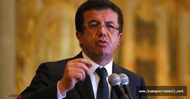Nihat Zeybekçi'den Suriyelilere Vatandaşlık Verilmesi Hakkında Önemli Açıklama
