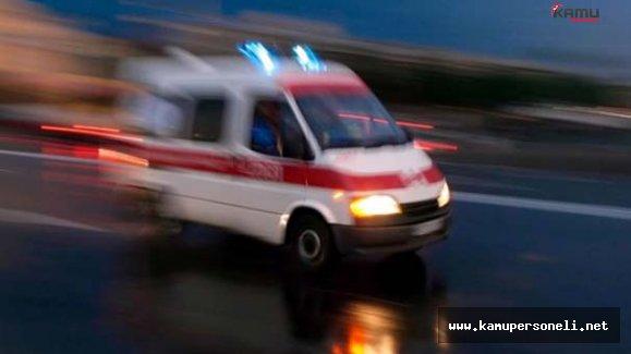 Nilüfer Belediyespor Kafilesinde 8 Kişi Hastaneye Kaldırıldı