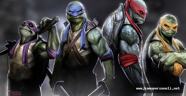 Ninja Kaplumbağalar, Yarın Vizyona Girecek