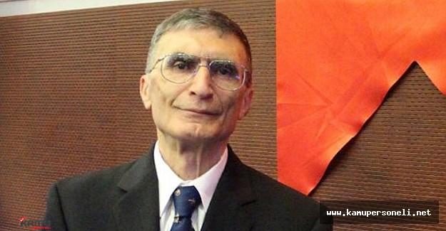 Nobel Ödüllü Prof. Dr. Aziz Sancar Ödülün Replikası Hakkında Konuştu
