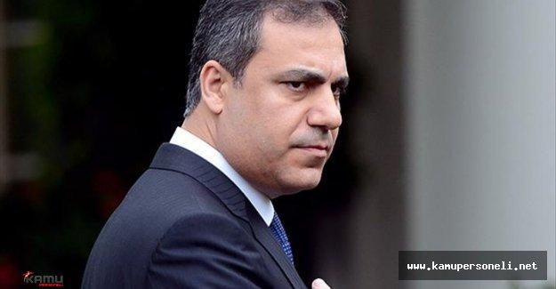 """Numan Kurtulmuş : """" MİT Müsteşarı Görevden Alınmayacak"""""""