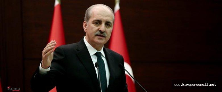 Numan Kurtulmuş Türkiye Rusya Yakınlaşması Hakkında Konuştu