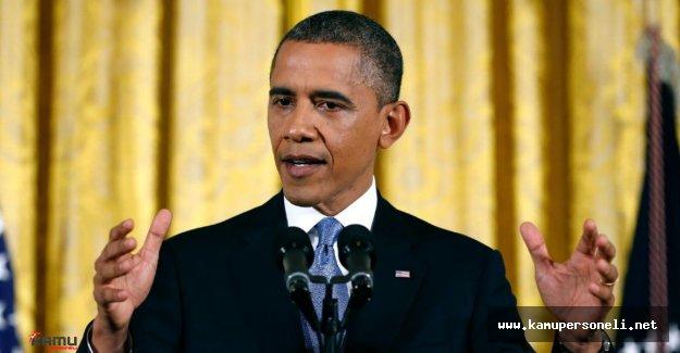 Obama Saldırıda Vefat Eden Polisler Hakkında Konuşma Yaptı