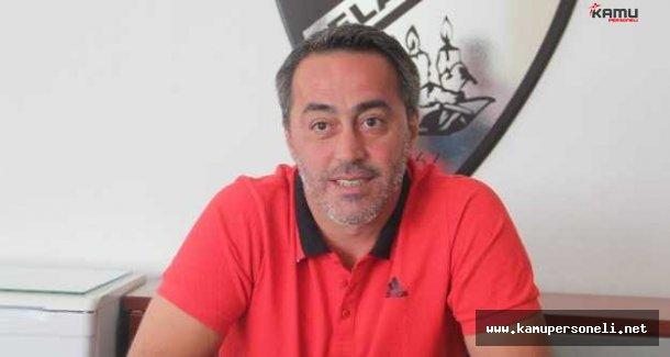 """Ogün Temizkanoğlu: """"Boluspor karşılaşmasında haksız bir yenilgi aldık"""""""