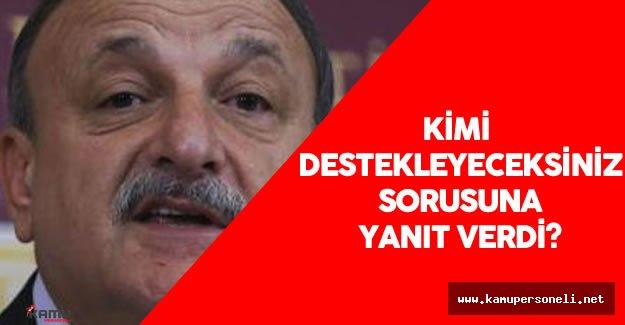 Oktay Vural MHP Genel Başkanlığı Seçiminde Kimi Destekleyecek?