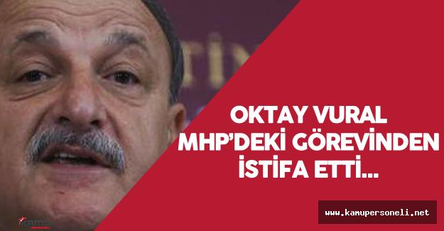 Oktay Vural Neden İstifa Etti ? ( MHP Eski Grup Başkanvekili Oktay Vural Kimdir?)