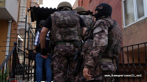 Organize Suç Örgütüne Eş Zamanlı Operasyon - İstanbul