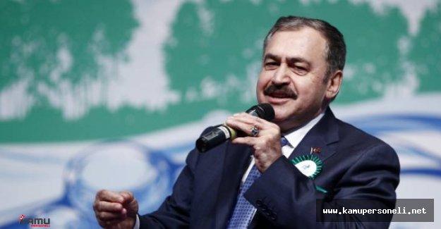 """Orman ve Su İşleri Bakanı : """"Ergene Nehri 4 milyar maliyetle kurtarılacak"""""""