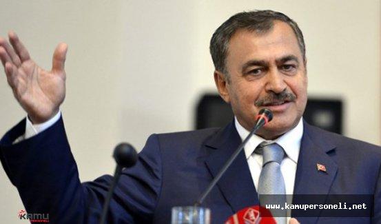 Orman ve Su İşleri Bakanı Eroğlu, Milli Eğitim Bakanı Yılmaz'ı Ziyaret Etti