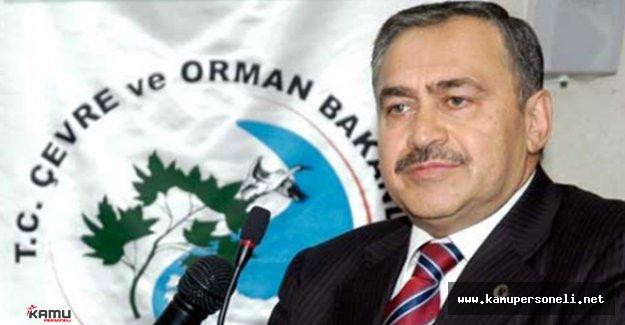 """Orman ve Su İşleri Bakanı Veysel Eroğlu, : """"Su verelim, petrol verelim' dedik. Oradaki papazlar ..."""""""