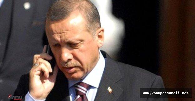 Özbekistan Cumhurbaşkanı Erdoğan'a Taziye Mektubu Gönderdi
