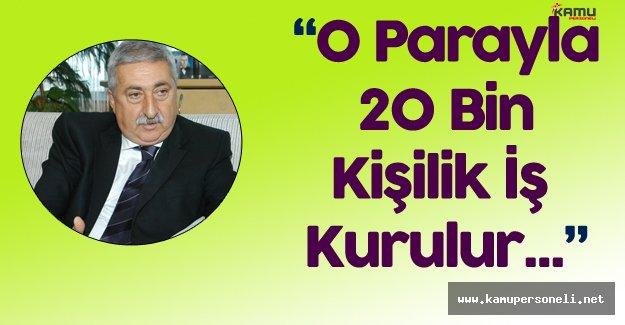 """Palandöken: """"Kaçakçılık Yüzünden Kaybedilen Parayla 20 Bin Kişiye İş Kurulur"""""""