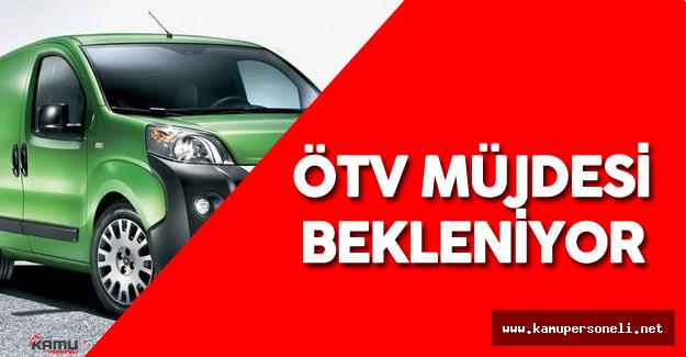 """Palandöken: """" Ticari Araçlar için ÖTV Müjdesi Bekliyoruz"""""""