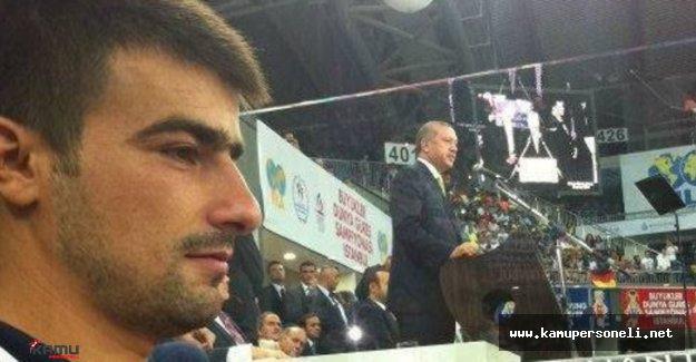 Patlamada Hayatını Kaybeden Milli Güreşçi Serkan Türk Şehit Olmak İçin Dua Ediyormuş