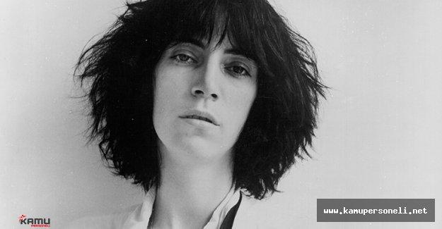 """Patti Smith: ''Türkiye bağımsız ve güçlü bir ülke"""""""