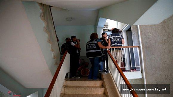 PETKİM'in Aliağa'daki Yerleşkesine Operasyon Düzenlendi