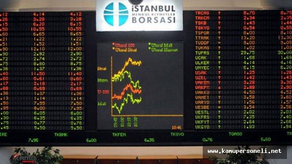 Piyasalar Günü Düşüşle Kapattı