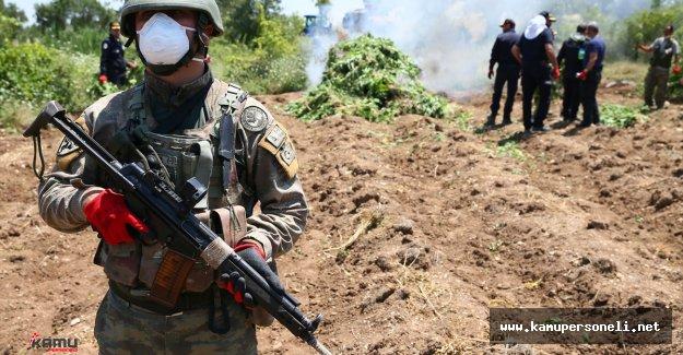 PKK'nın Finans Kaynaklarına Operasyon Düzenlendi