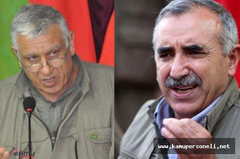 PKK Terör Örgütü Dağılma Sürecine Girdi (İç Çatışmalar Artıyor)
