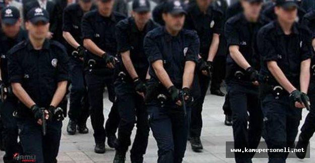 Polislerin İllerdeki Hizmet Süreleri Değiştirildi