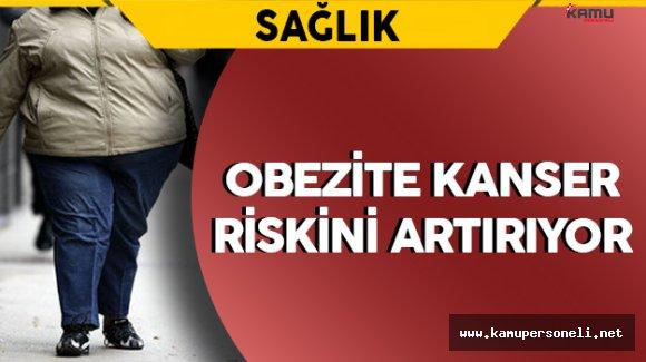 """Prof. Dr. Özcan: """"Obezlerde Kanserlerin Görülme Riski Daha Yüksek"""""""