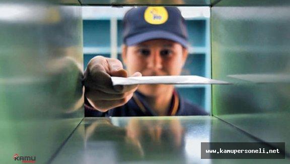 PTT Personeli Yıpranma Hakkı Eylemi Yaptı